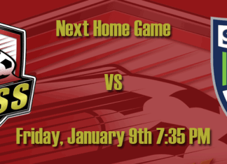 MASL Week 11: Seattle at Turlock Fri Jan 9th 7:35pm PT