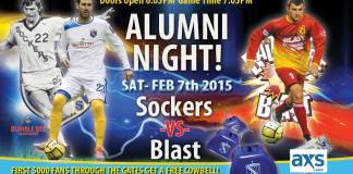 East goes West Round 2: Baltimore Blast at San Diego Sockers Feb 7th watch live video streaming