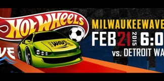 Roku MASL game: Detroit Waza at Milwaukee Wave Sat Feb 21st watch live streaming video