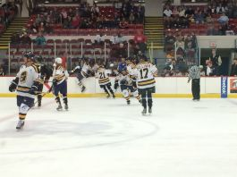 Hockeytime: Detroit Red Wings-Flint Generals alumni game at Perani Arena live webstream Feb 20th