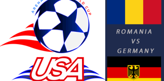 World Cup 2015: Romania vs Germany Mar 23rd 7:30pm CT
