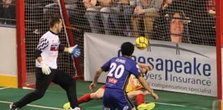 MASL Championship: Baltimore Blast at Monterrey Flash 6pm CT
