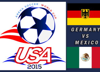 World Cup 2015: Germany at Mexico Mar 21st 5pm CT watch live streaming video
