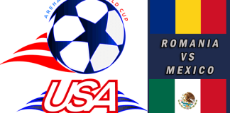 World Cup 2015: Romania vs Mexico Mar 22nd 4pm CT