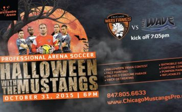 Live video: MASL Central Division: Milwaukee at Chicago Sat, Oct 31 7:05 pm CDT