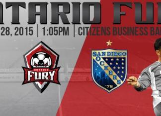 MASL: San Diego Sockers at Ontario Fury 1:05pm PT 11-28