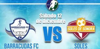 Sonora de Soles at Brownsville Barracudas Dec 12th 8pm CT