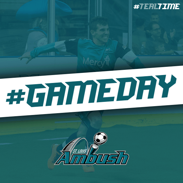 Tacoma Stars at St Louis Ambush Sat, Dec 12 7:05 pm CT