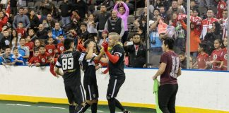 Ontario Fury at Chicago Mustangs 3pm CT Jan 17th 2016 watch live video on Roku and Go Live Sports Cast