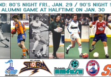 Chicago Mustangs at St Louis Ambush Jan 23rd 2016 7:35pm