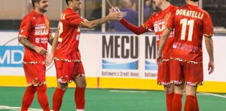 MASL East: Harrisburg Heat at Baltimore Blast, Feb 21st, 5:05 pm ET