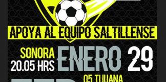 MASL Southwest: Atletico Baja at Saltillo Rancho Seco Fri, Feb 05, 8:05 pm