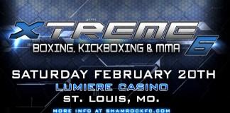 Shamrock FC MMA Fights Feb 20th 2016