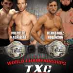 TXC MMA Undisputed - Legends 7