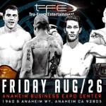 Vengeance MMA brought to you by Tru-Form Entertainment live Pay Per View on Go Live Sports Cast
