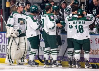 LIVE VIDEO: CSCHL-ACHA Ohio Bobcats host the Fighting Illini Sat 11-19-16 7:30pm
