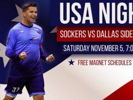MASL: Dallas at San Diego Fri, Nov 5, 2016 07:05 PM