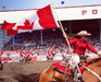 Ponoka Stampede: July 1st Canada Day