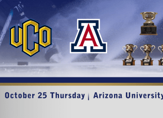 UCO Bronchos hockey streaming online