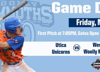 Westside Woolly Mammoths vs Utica Unicorns on 5/31/2019
