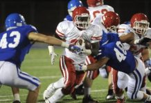 Orchard Lake St Marys Prep HS football