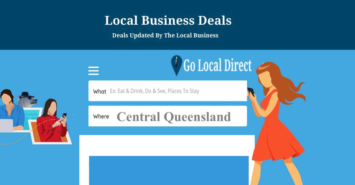 Local Business Deals & Coupons