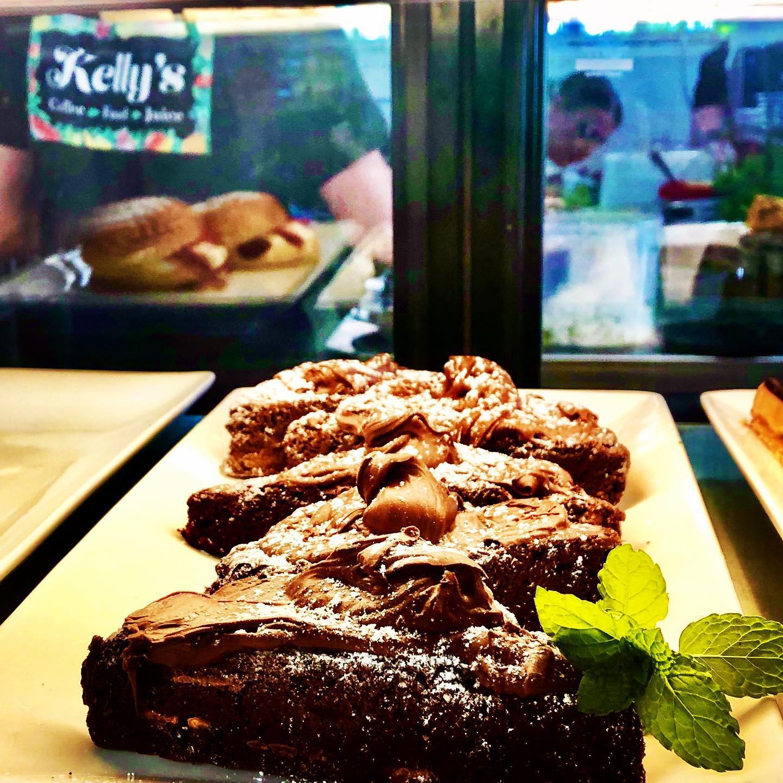 Coffee at Kelly's Cafe Bundaberg