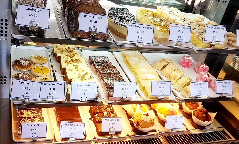 Jolt Bakery Cafe Emu Park