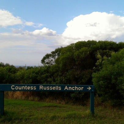 Countess Russell Anchor