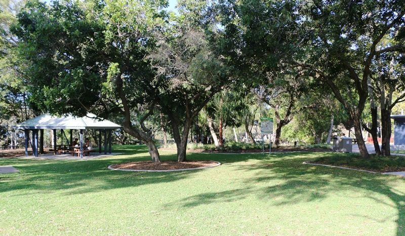 Tom Jeffrey Memorial Park