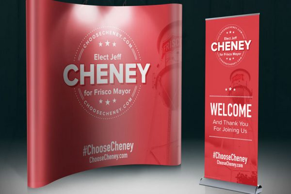 Elect Jeff Cheney graphics