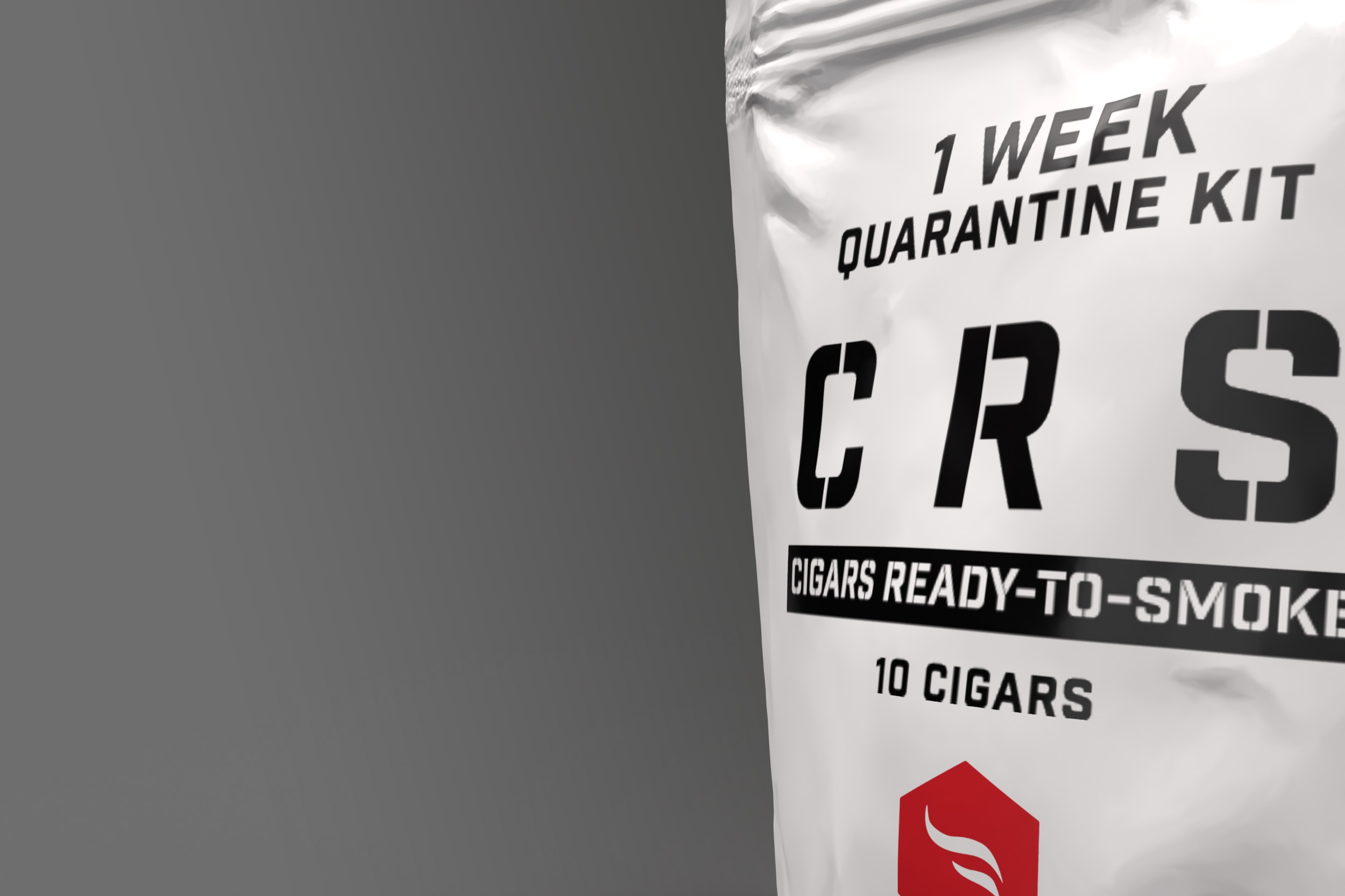 1 week quarantine kit CRS- cigars ready to smoke 10 cigars