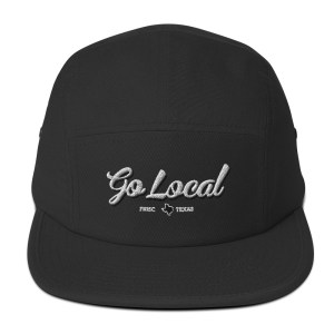 go local dark hat