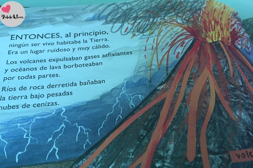 desde-entonces-hasta-ahora-cuento-evolución-creación-tierra-ciencias-libro-infantil