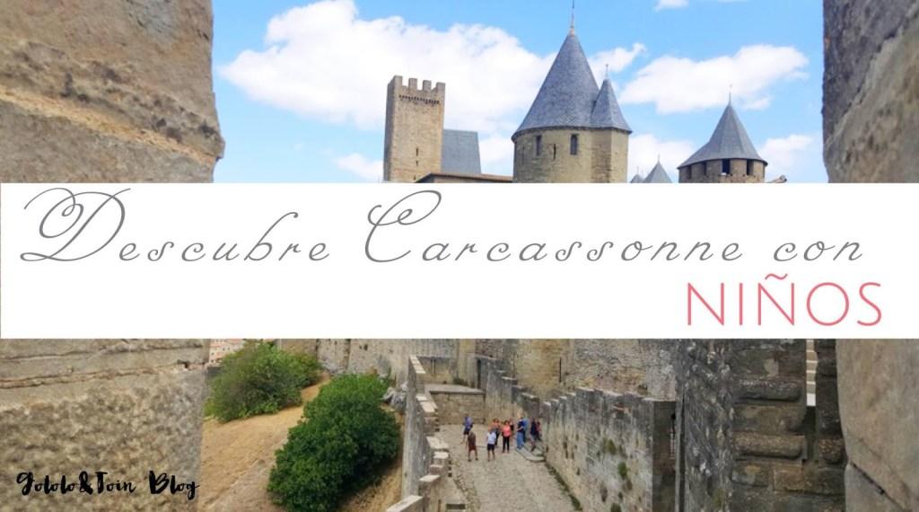 niños-viajar-con-a-Carcasona-Carcassonne-Francia-turismo-cultura-ciudad-medieval