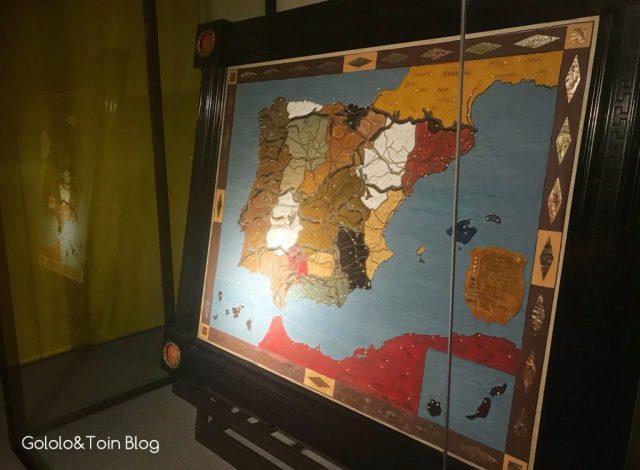 Museo Tiflológico de la ONCE para visitar con niños