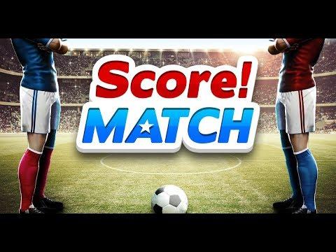 اسرار لعبة score match سكور ماتش للاندرويد والايفون