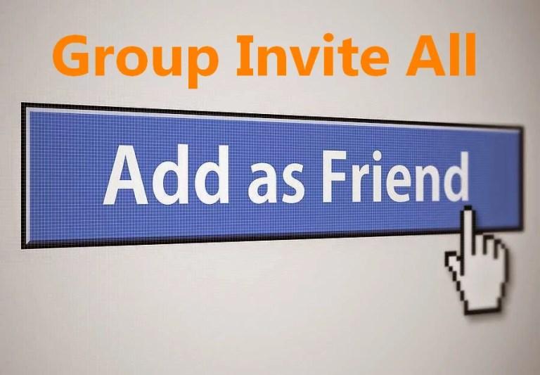 برنامج اضافة الاصدقاء للجروب دفعة واحدة
