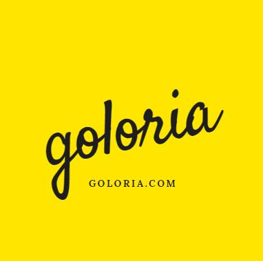 شعار موقع goloria.com