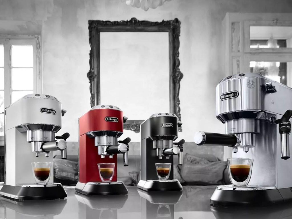 افضل ماكينة قهوة ديلونجي ديديكا ec680 وec685 اسعارها وماواصفاتها ومميزاتها وعيوبها والفرق بينها