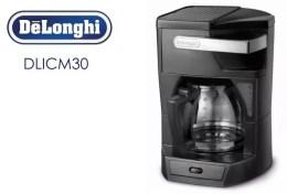 سعر ومواصفات ماكينة قهوة تقطير ديلونجي delonghi icm30 وعيوبها وتقييمها
