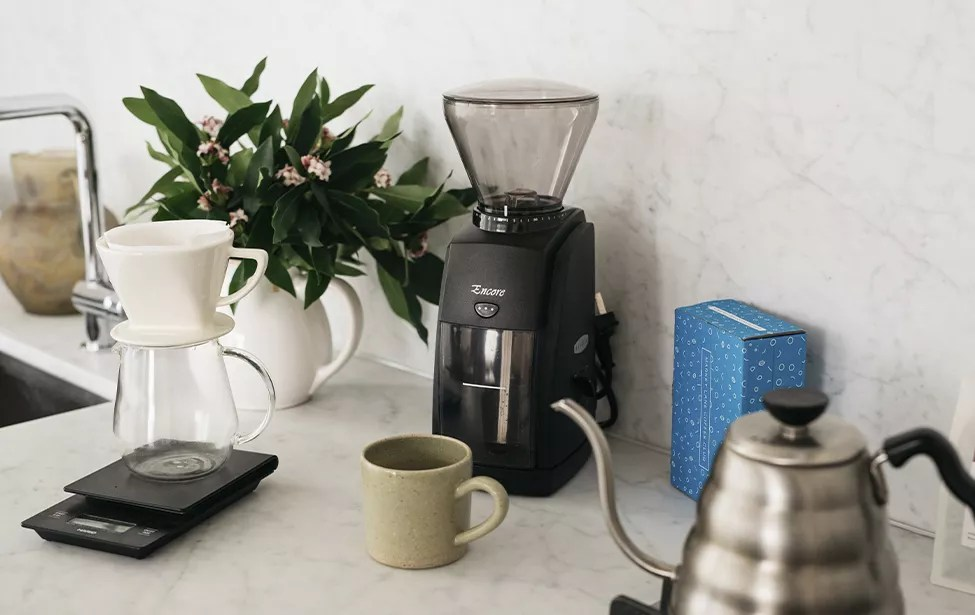أفضل مطحنة قهوة اسبريسو منزلية احترافية
