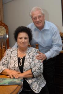 Горовой Николай Иванович с супругой Ниной Алексеевной
