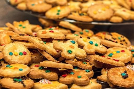 новогоднее печенье рецепты
