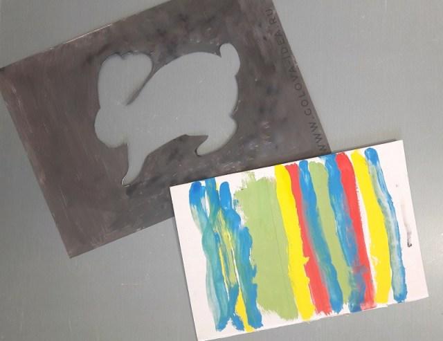 аппликация зайчик шаблон из картона