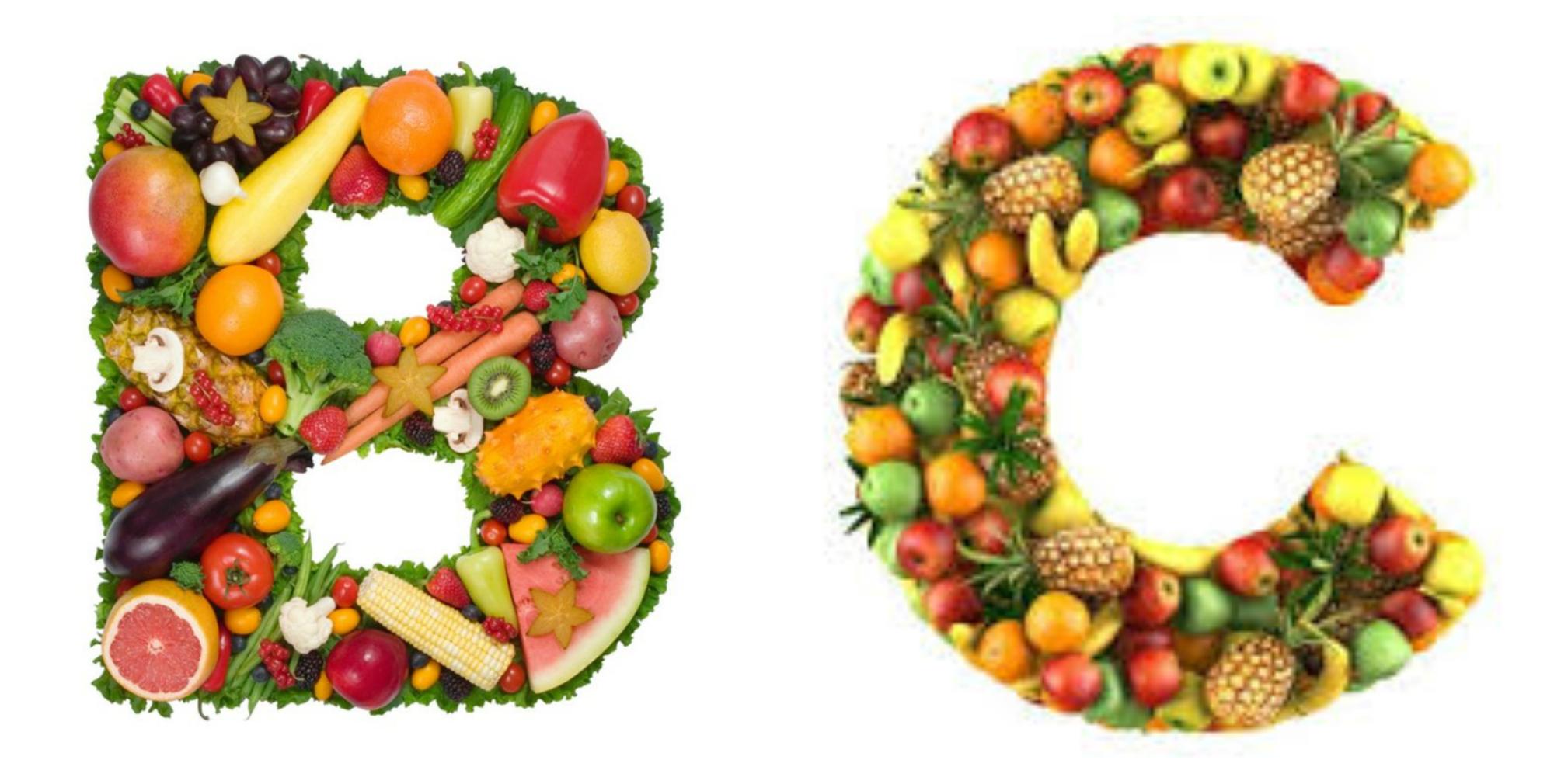 Картинка витамины группы