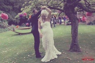 Carly and Ian's Wedding Day