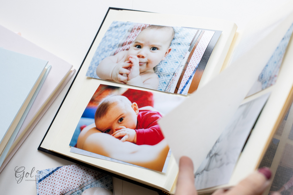family print photo album