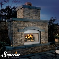 "Outdoor Wood Burning Fireplaces Superior 36"" Outdoor Wood ..."