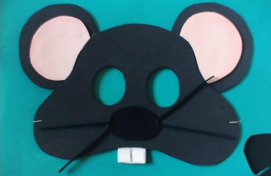 mascaras de animales